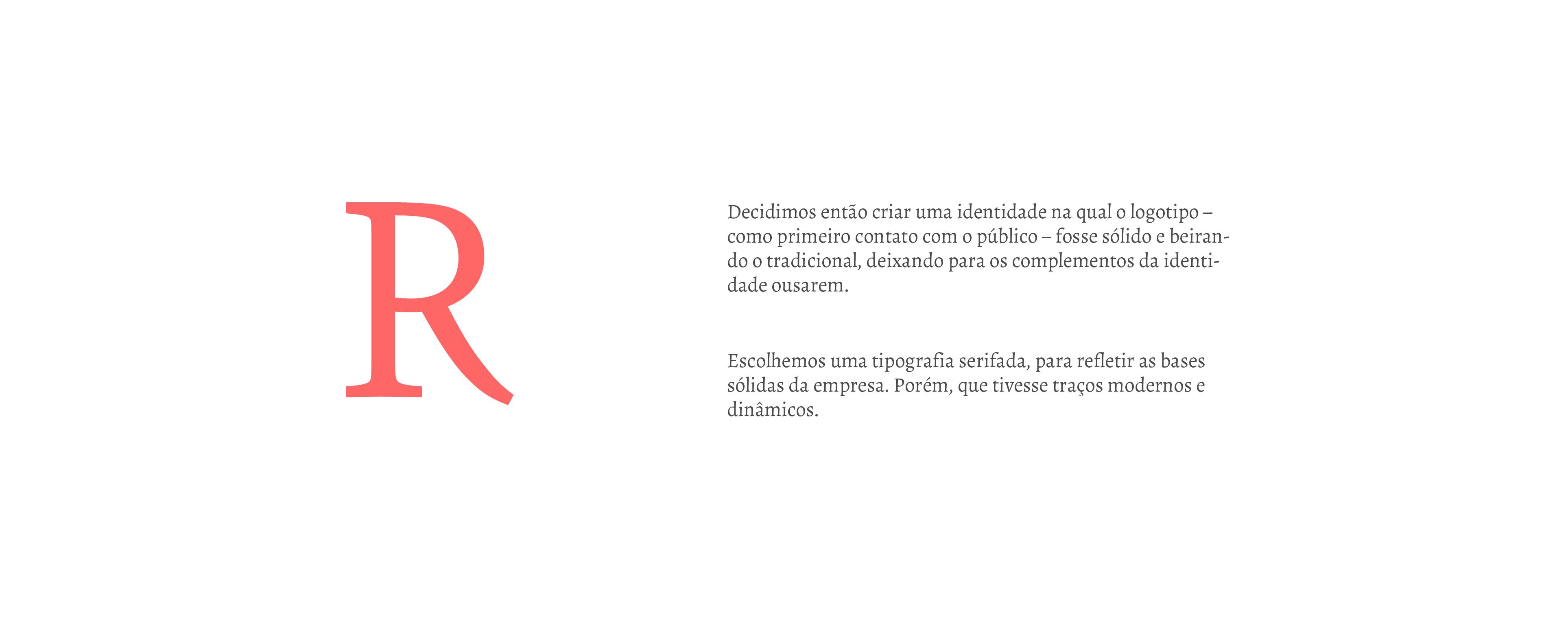 Revas tipography
