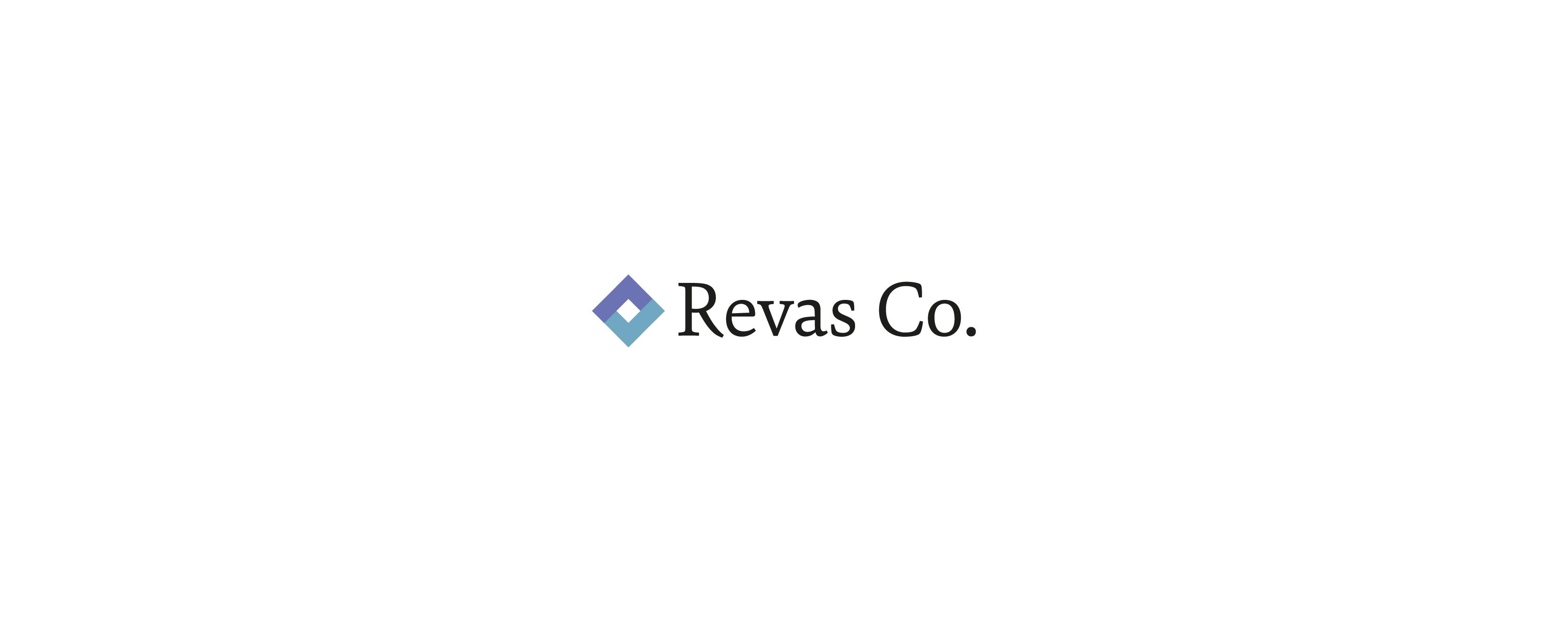 Revas Company logo